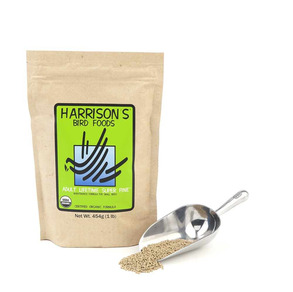 Harrison's Bird Foods Adult Lifetime Superfine