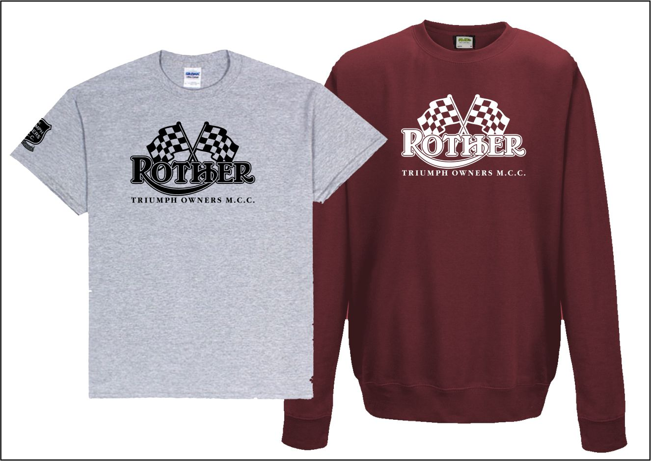 Rother merchandise