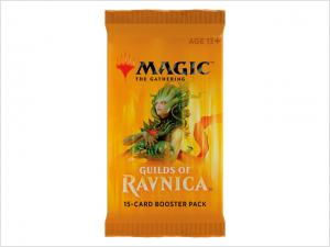 Guilds of Ravnica Draft Booster