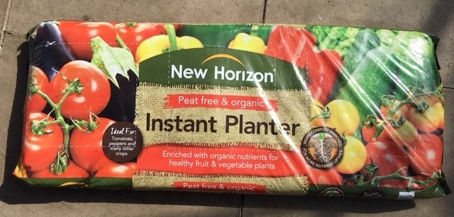 New Horizon Organic Instant Planter £6.00