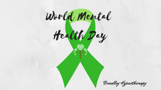 October 10th, Mental Health Awareness Day.
