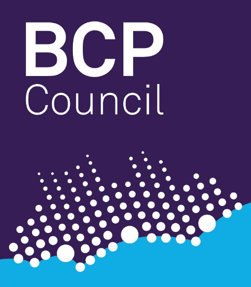 Bournemouth, Christchurch and Poole (BCP) council logo