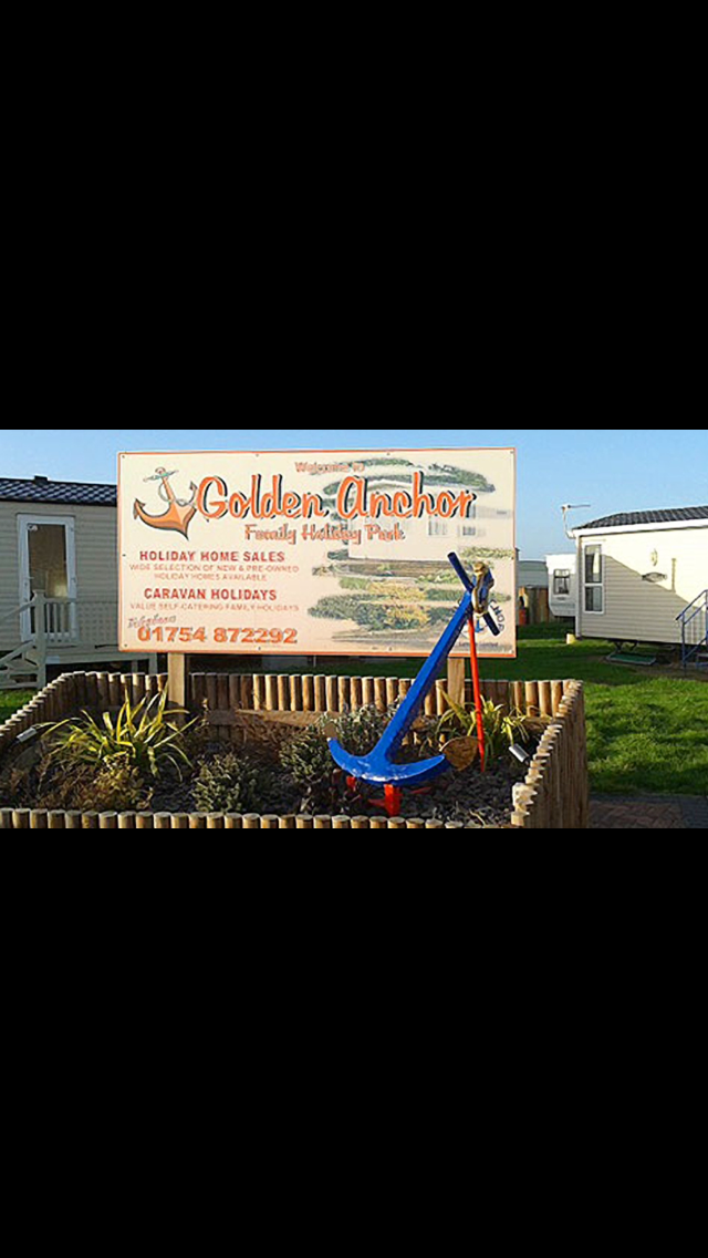*208* Golden Anchor Caravan Park, Skegness, Lincolnshire