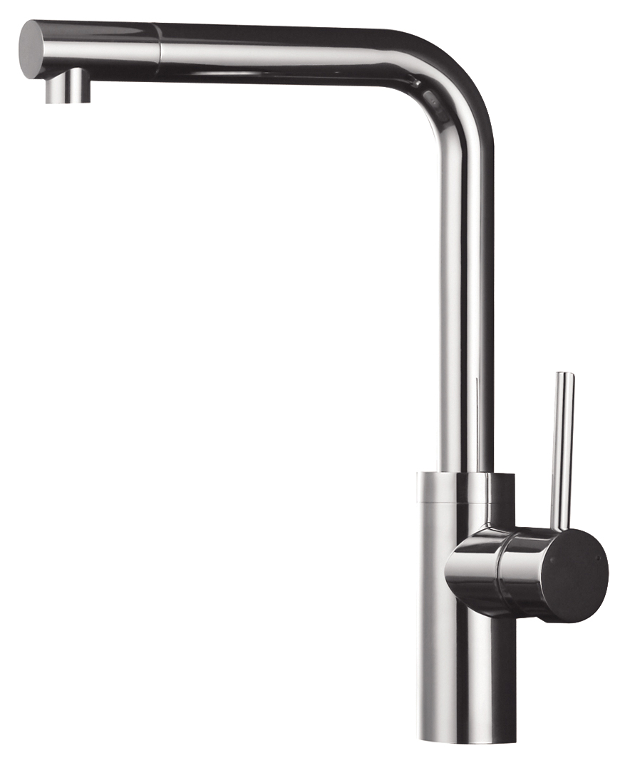 Carino Kitchen Mixer Tap (Chrome)