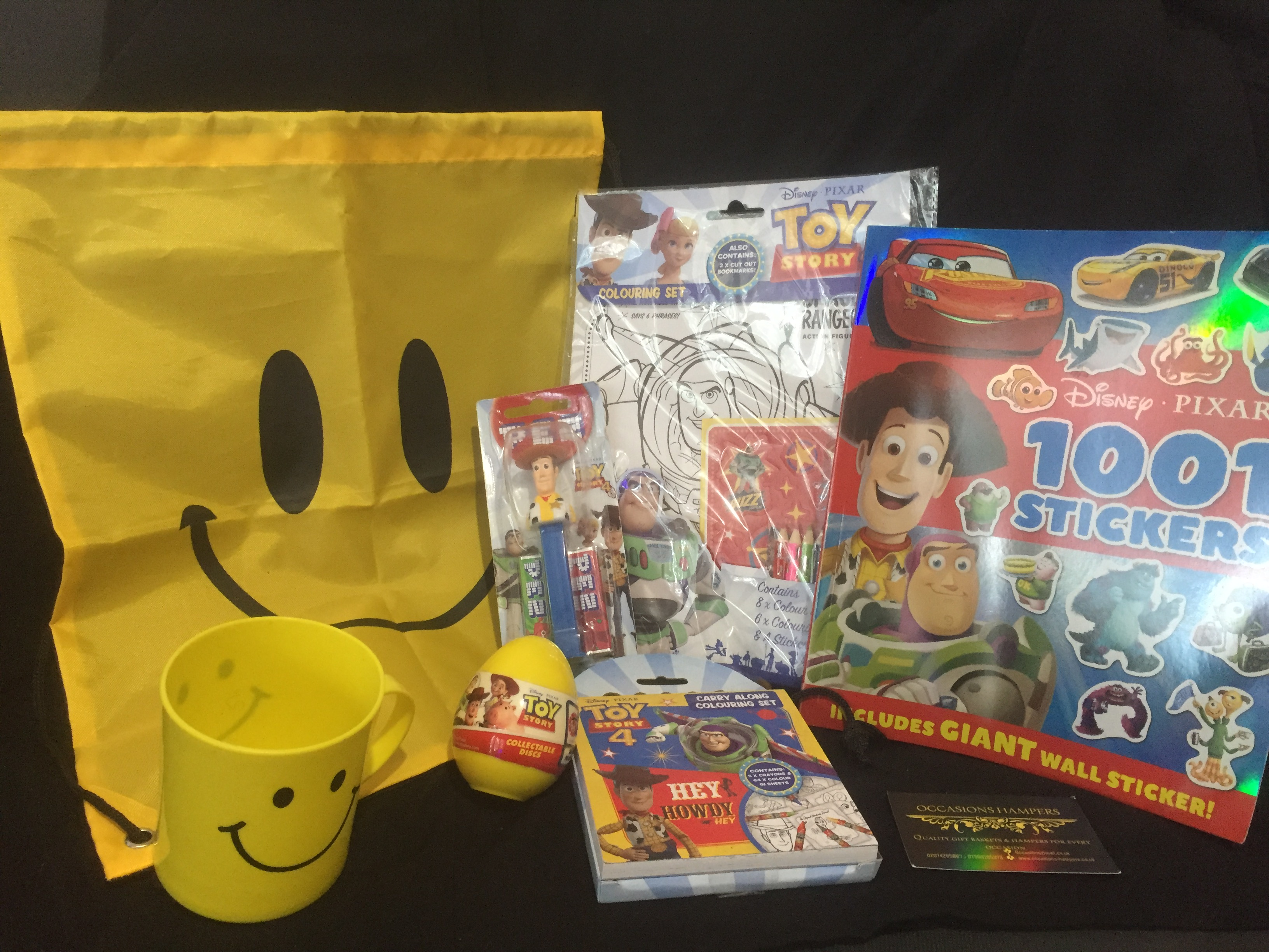 Toy Story 4 SMILE Gift Set