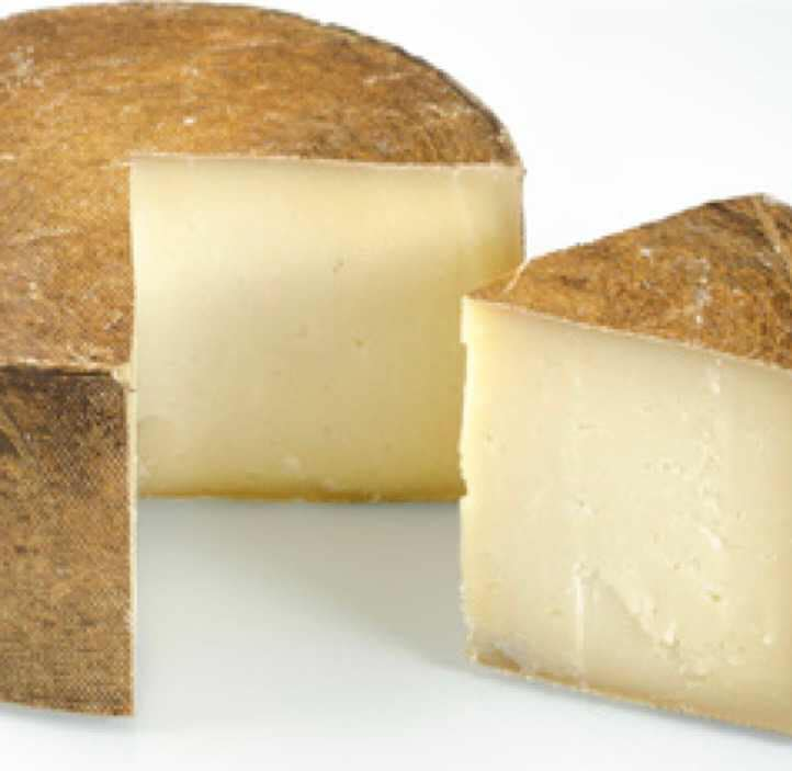 Galloway Farmhouse Cheese made from ewes' milk