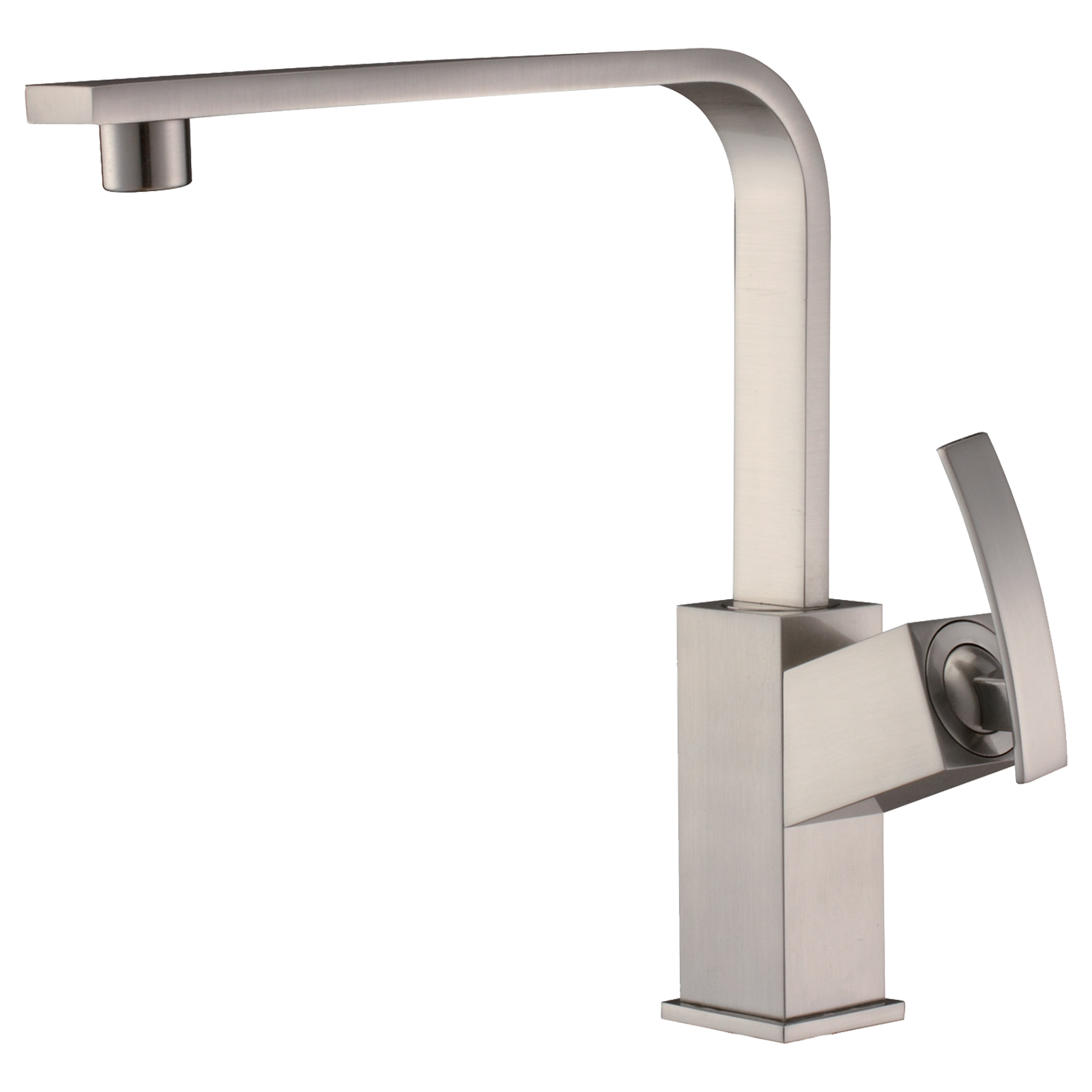 Cannes Kitchen Mixer Tap (Brushed)