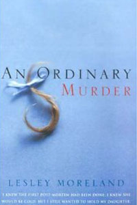 Book cover - An Ordinary Murder