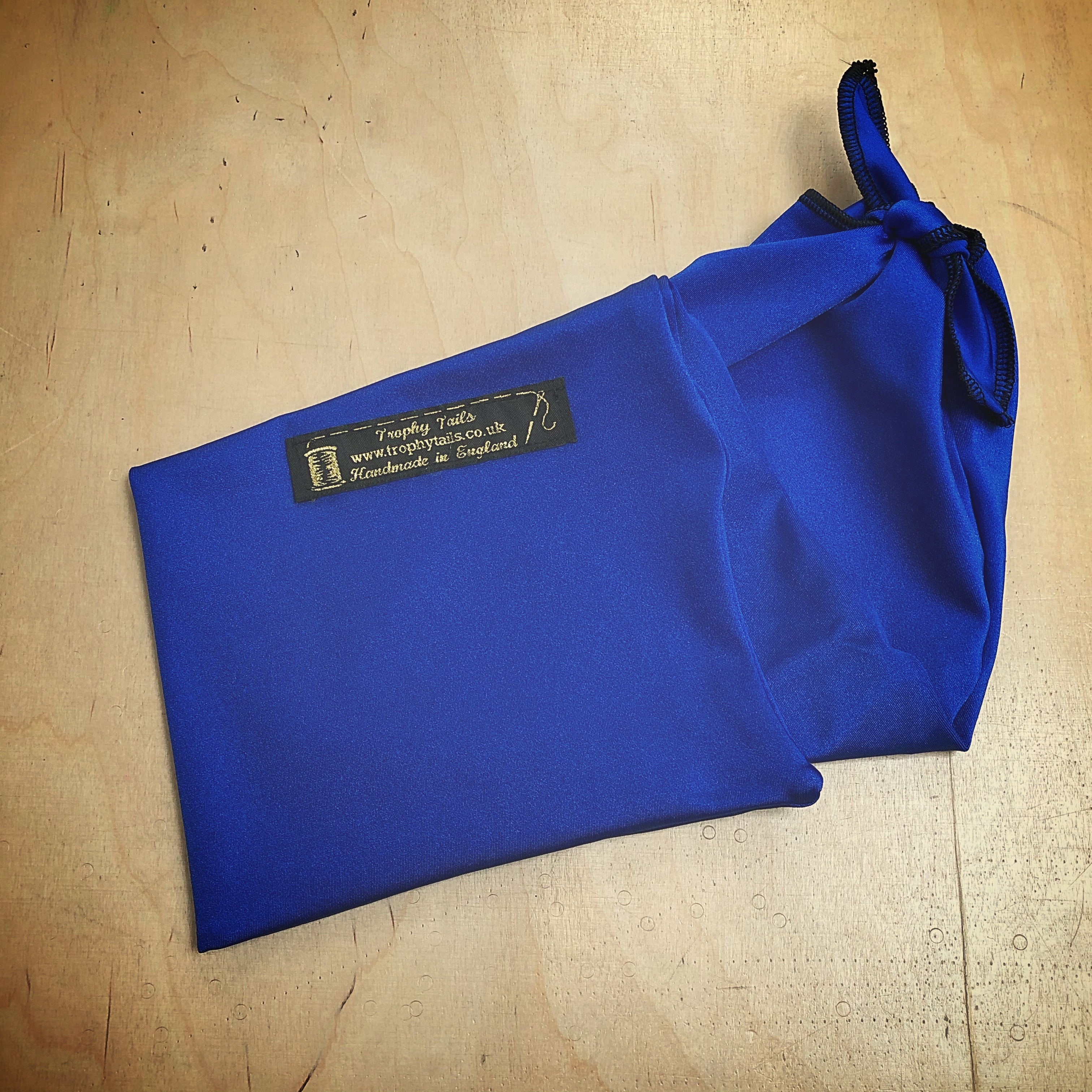 Lycra Tail Bag - Royal Blue