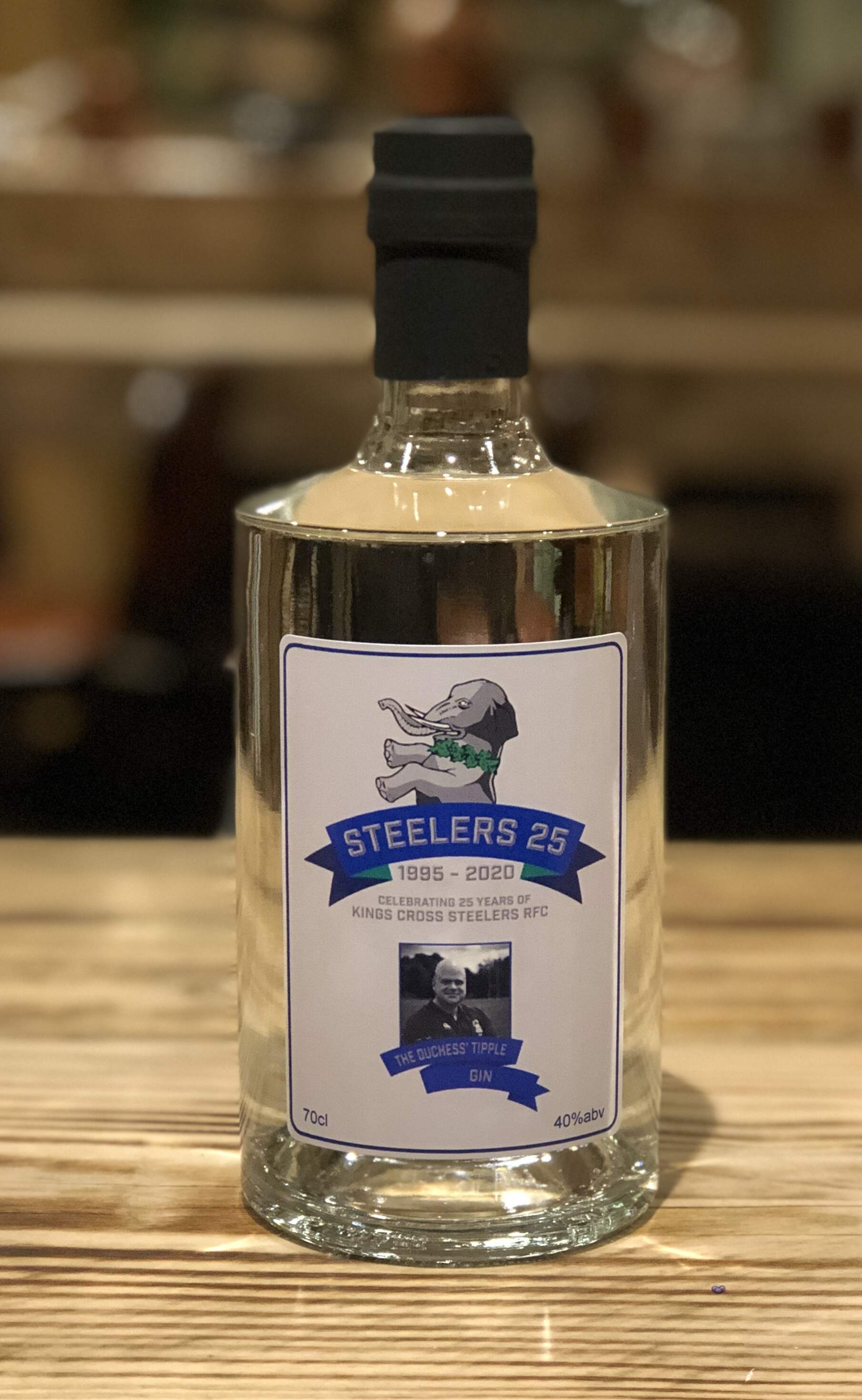 Steelers RFC Gin