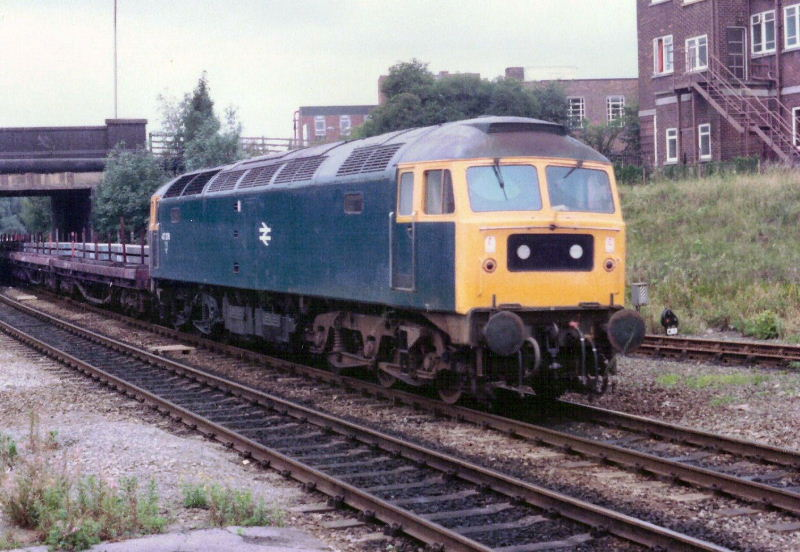 47376 at Scunthorpe - 07/04/79  (Neil Dimmer)