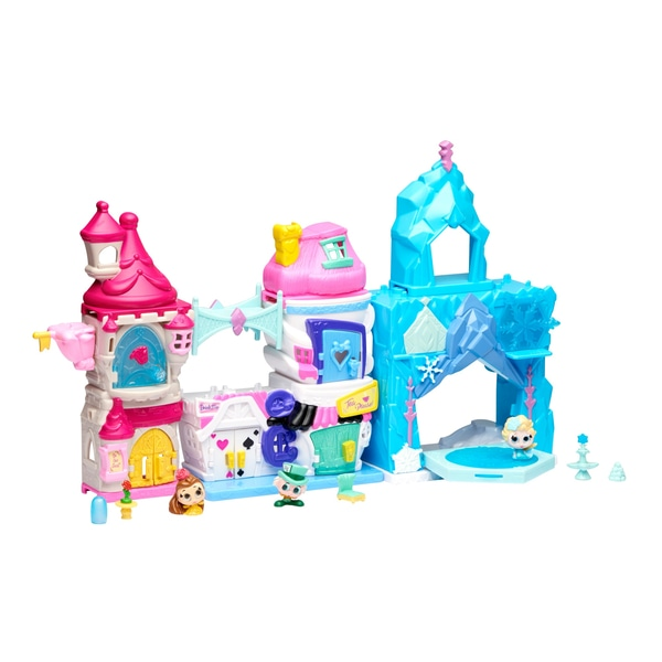 Doorables Deluxe Display Playset