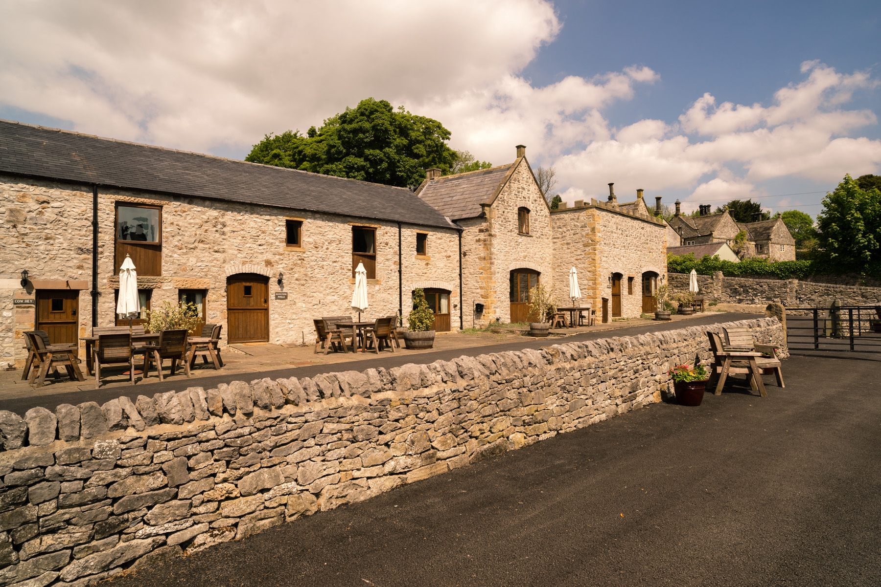 little longstone barns holiday cottages near Monsal Dale