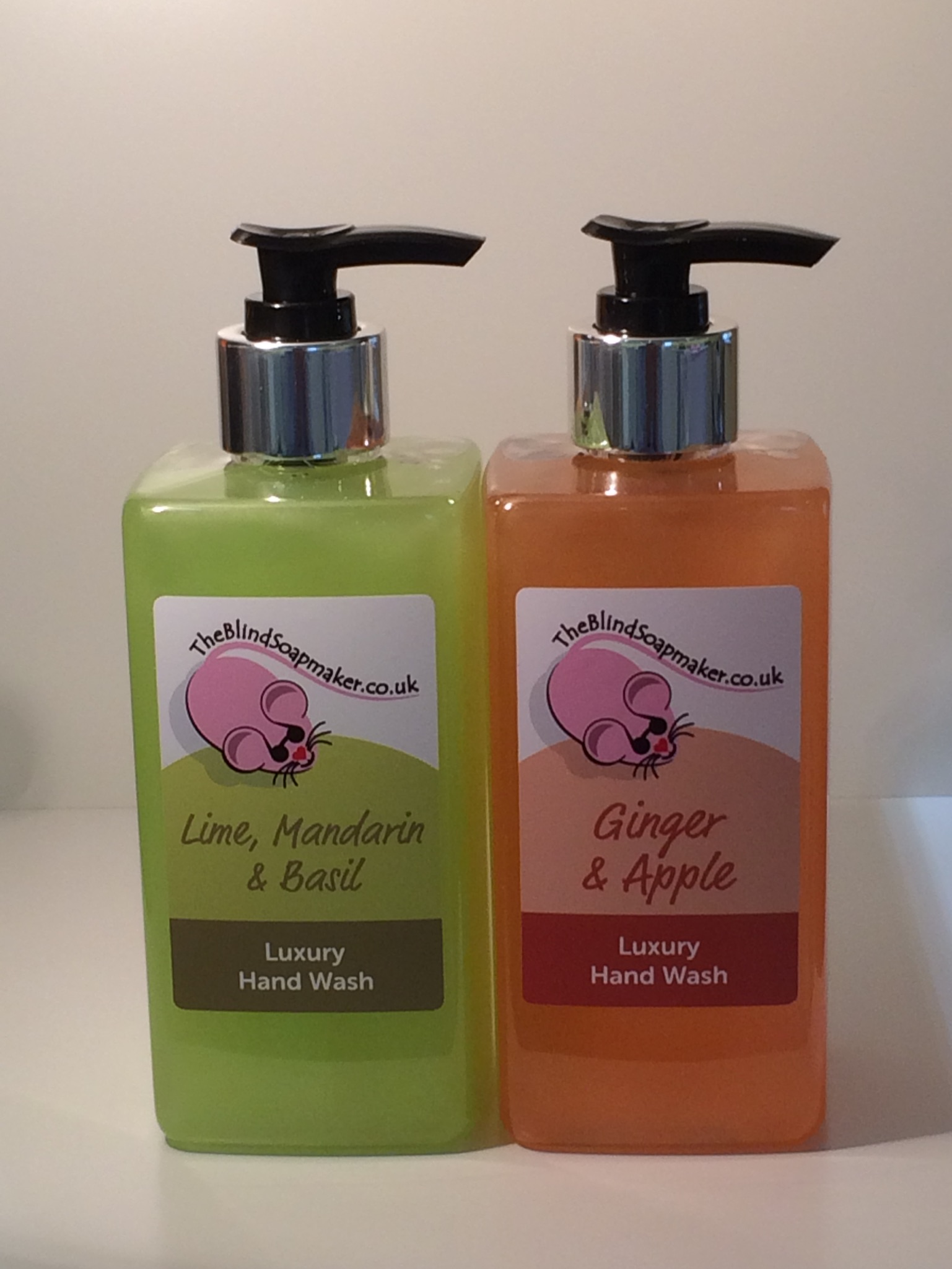 Luxury Hand and Body Wash