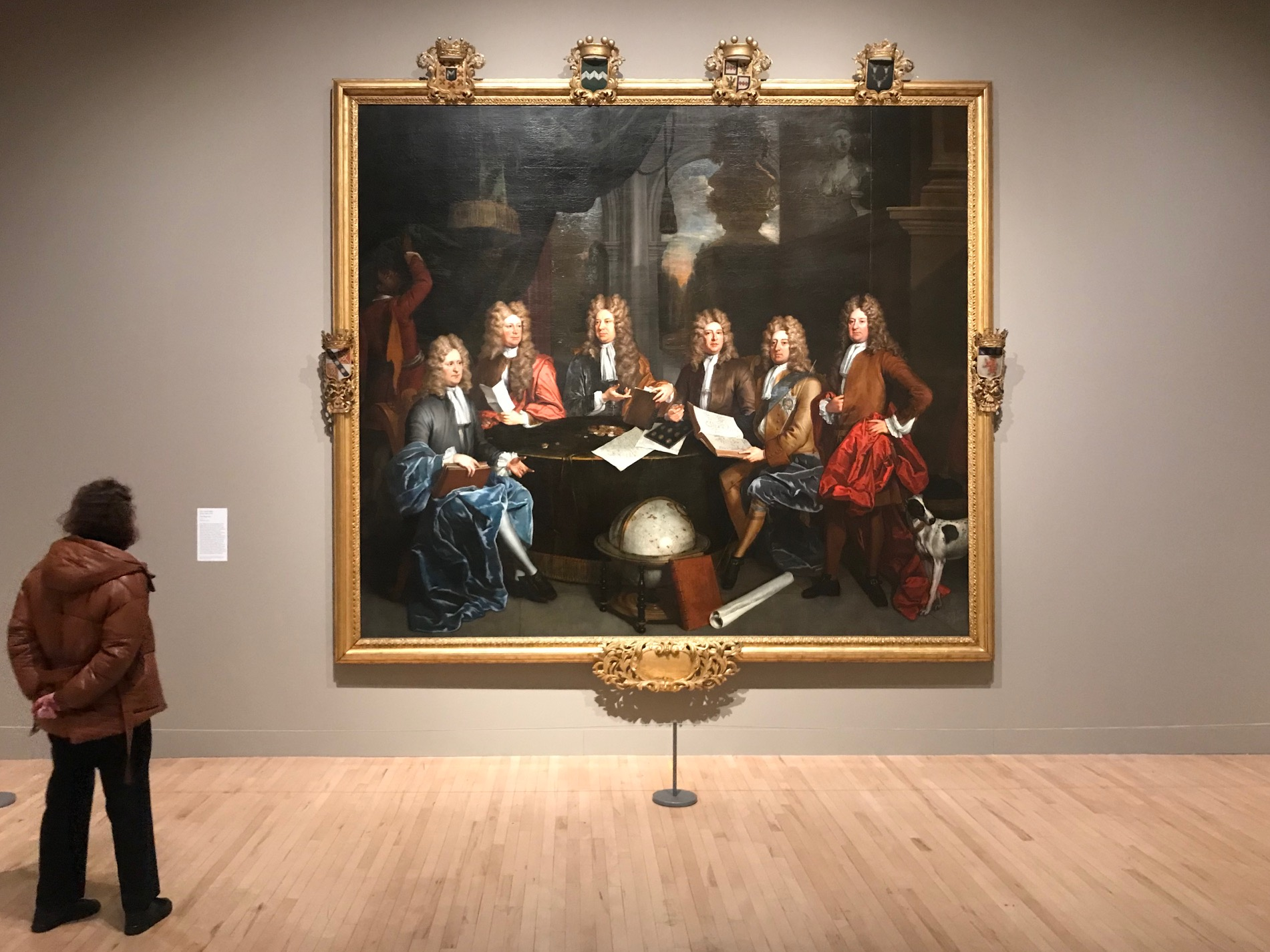 """British Baroque Power and Illusion"" at Tate Britain"