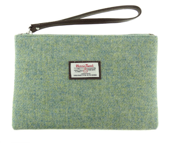 Harris Tweed Pouch in Colour 57 GA012