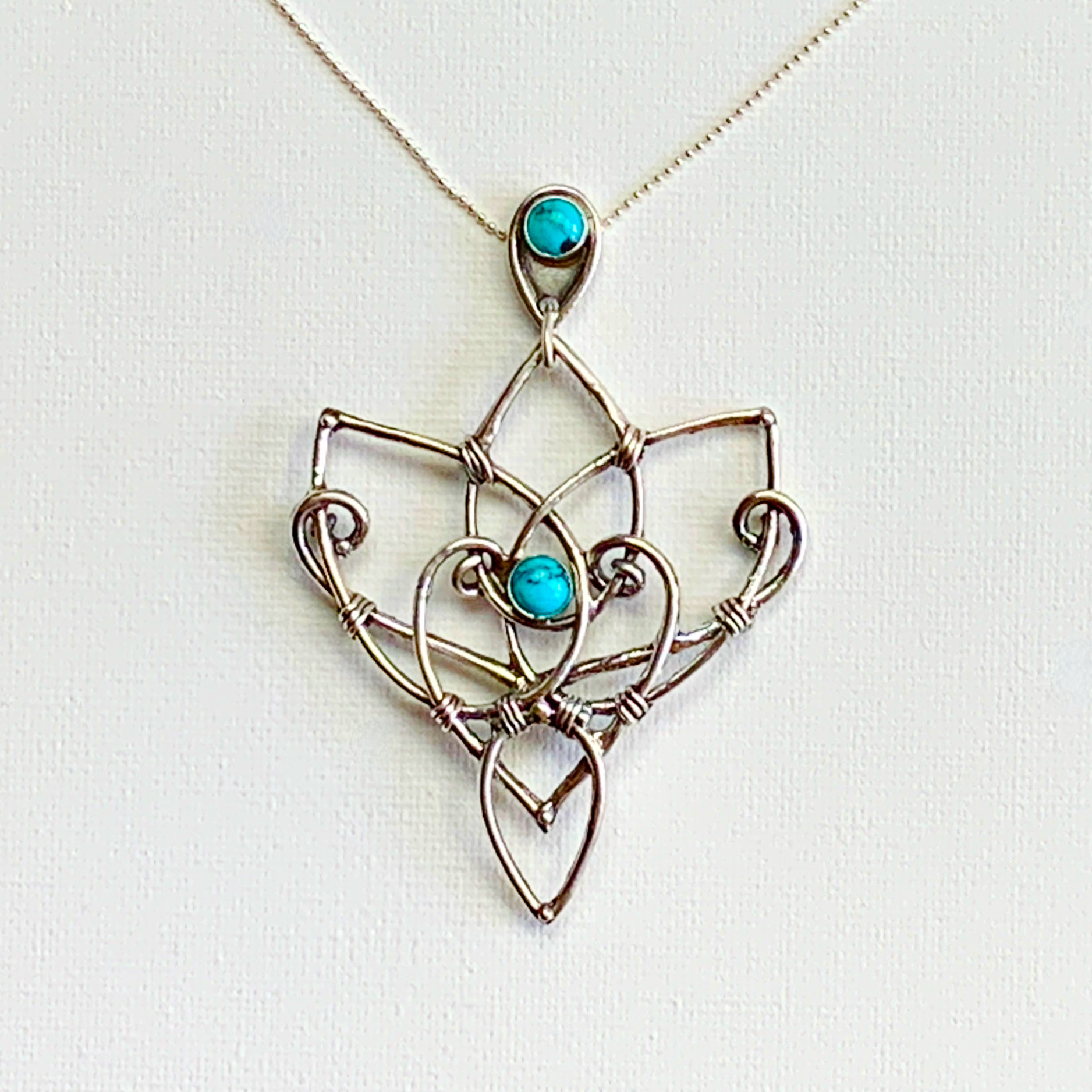 Inspired by Art Nouveau