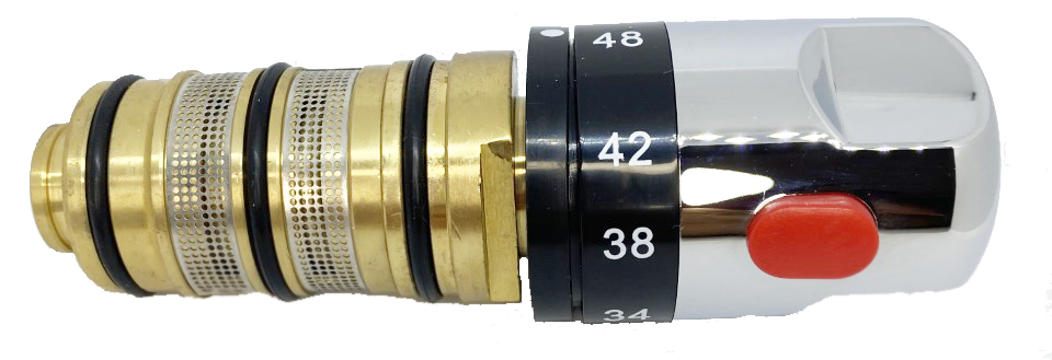 Spare Thermostatic Cartridge (Push Fit) for MM5101