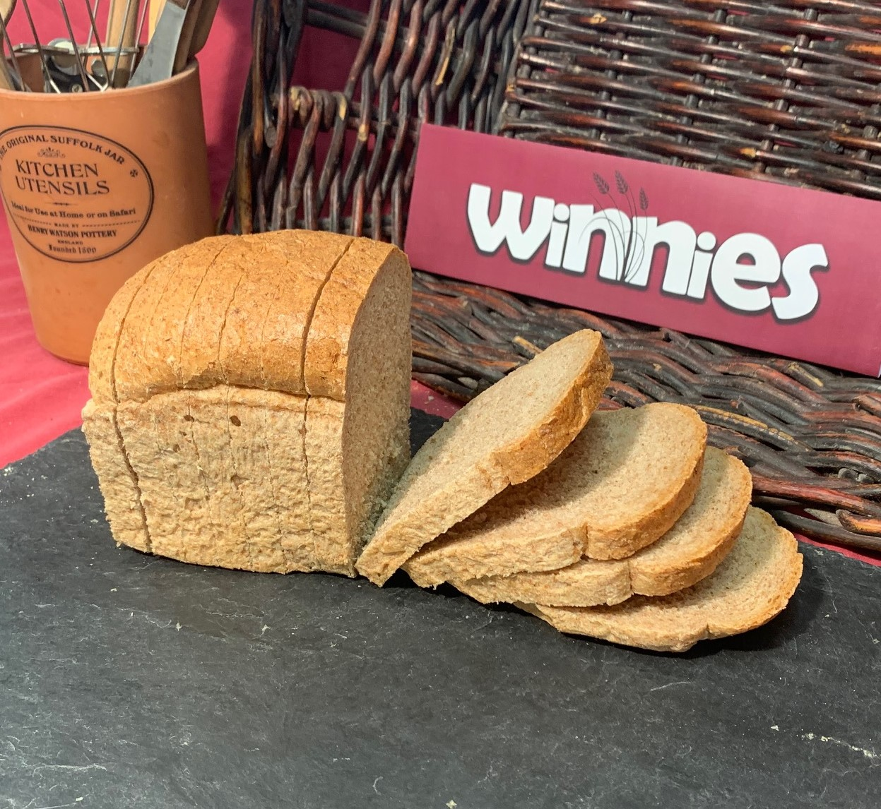 SMALL WHOLEMEAL SLICED