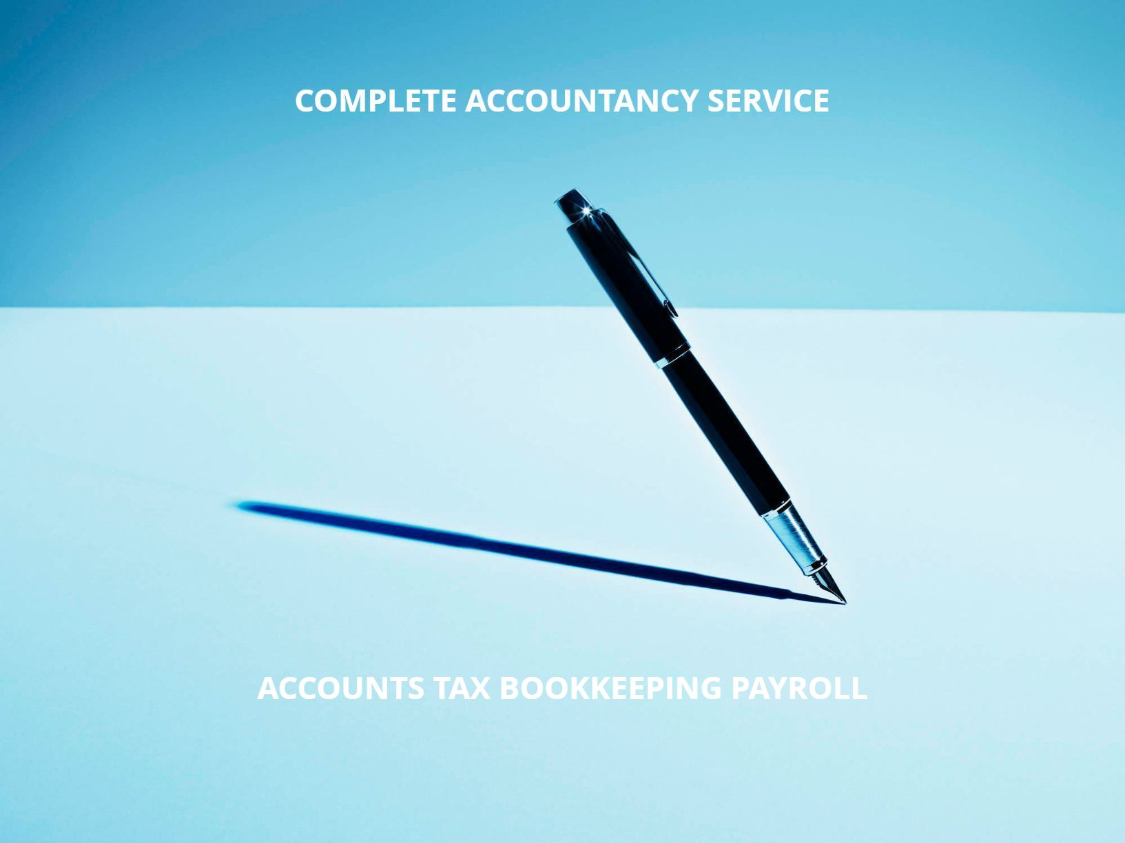 Complete accountancy service