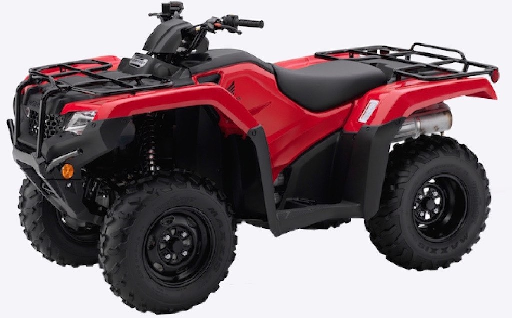 Honda Fourtrax 420 DCT PS 2/4wd available from Paterson ATV Dalbeattie, Dumfries and Galloway's leading ATV Centre
