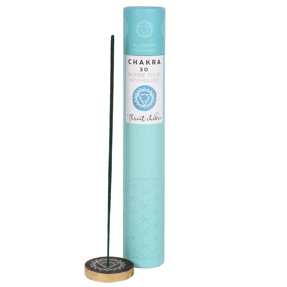 BLUEBERRY THROAT CHAKRA INCENSE STICKS