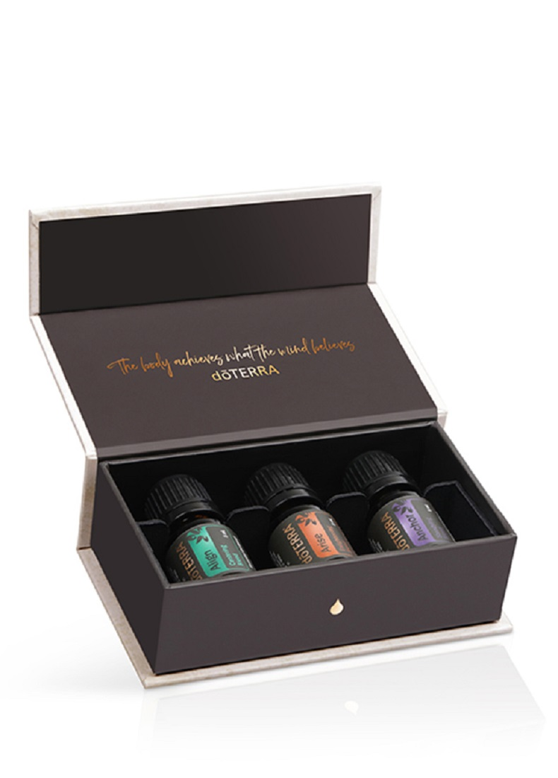 Yoga Collection dōTERRA oils