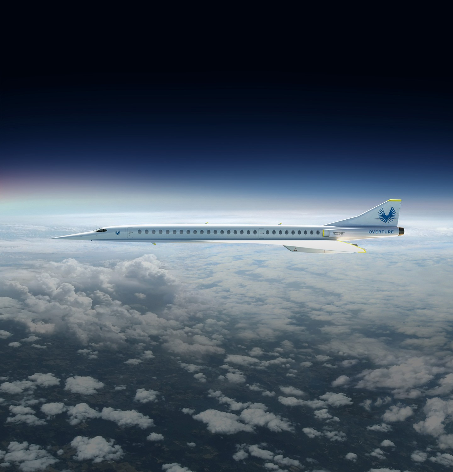 Boom Supersonic and Rolls-Royce Agree on New Collaboration for Supersonic Overture Engine Program Design