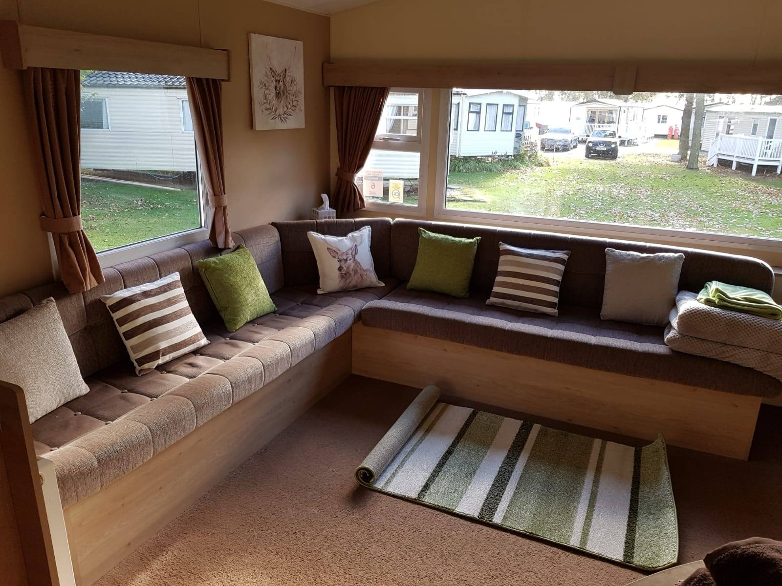 *196* Cresswell Towers Holiday Park, Northumberland