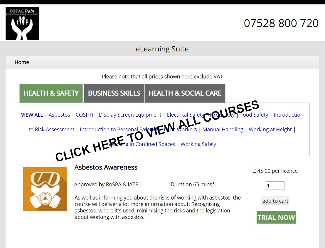 eLearning link