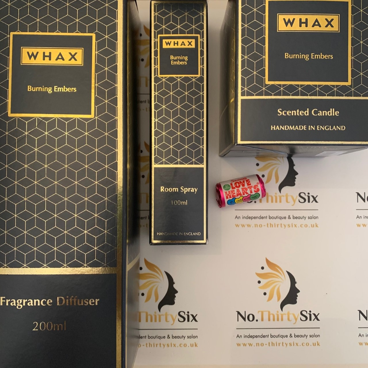Whax Home Sets - Hand Picked Natural Scents