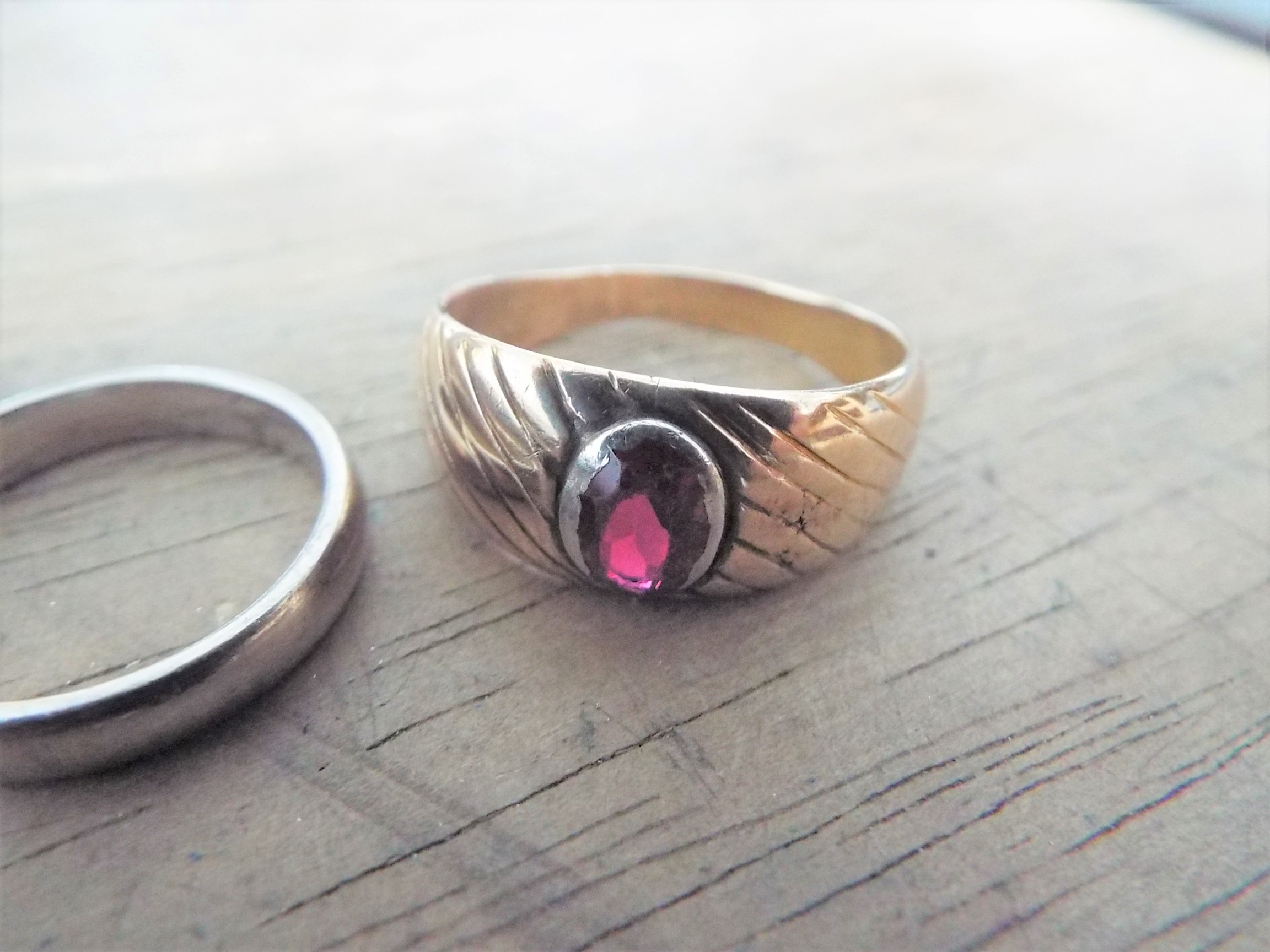 Re-working Heirloom Jewellery