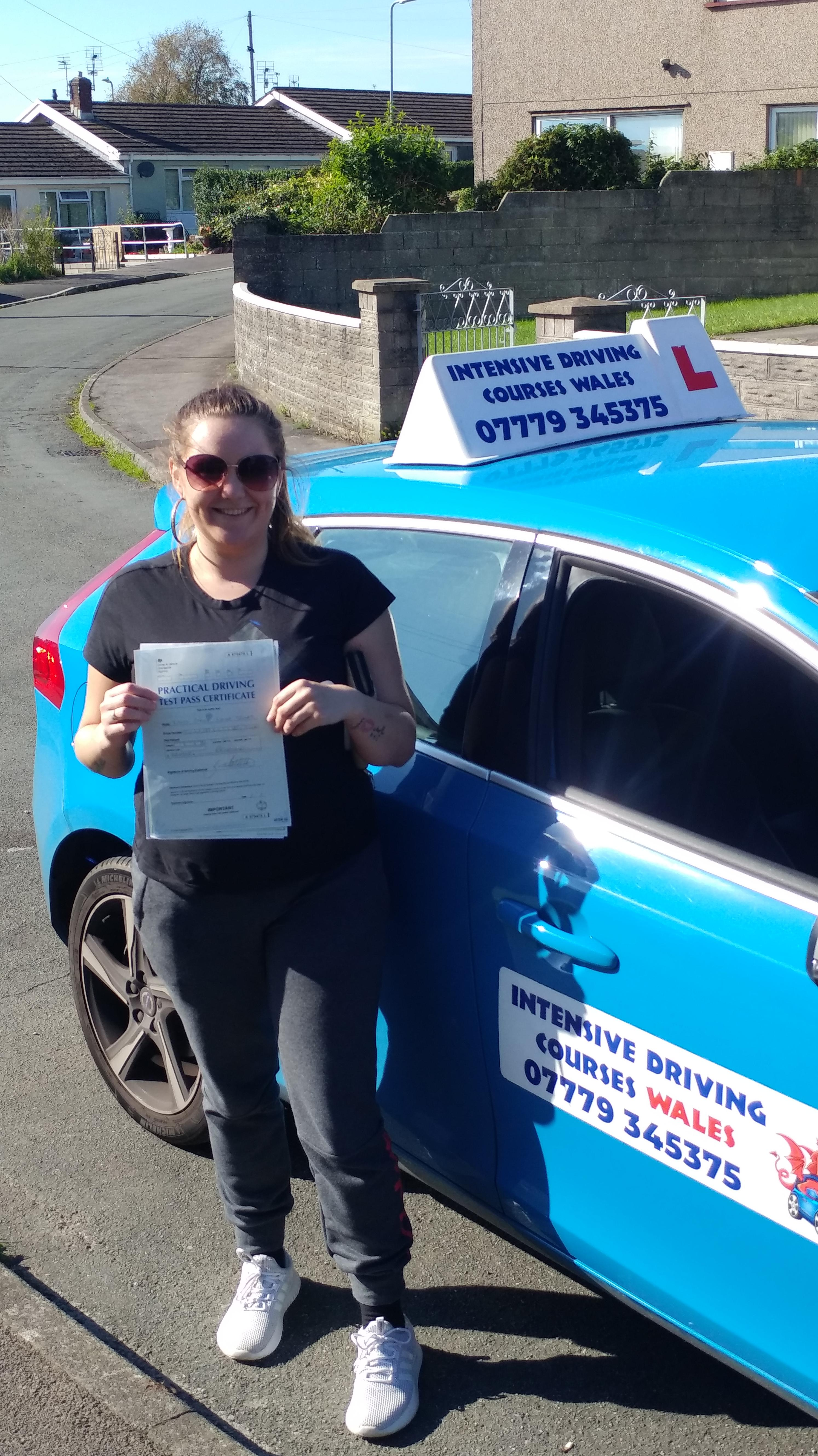 Intensive Driving Courses Wales Driving Test