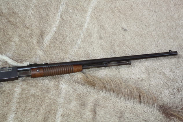 FN Browning Trombone, .22 LR pump action rifle