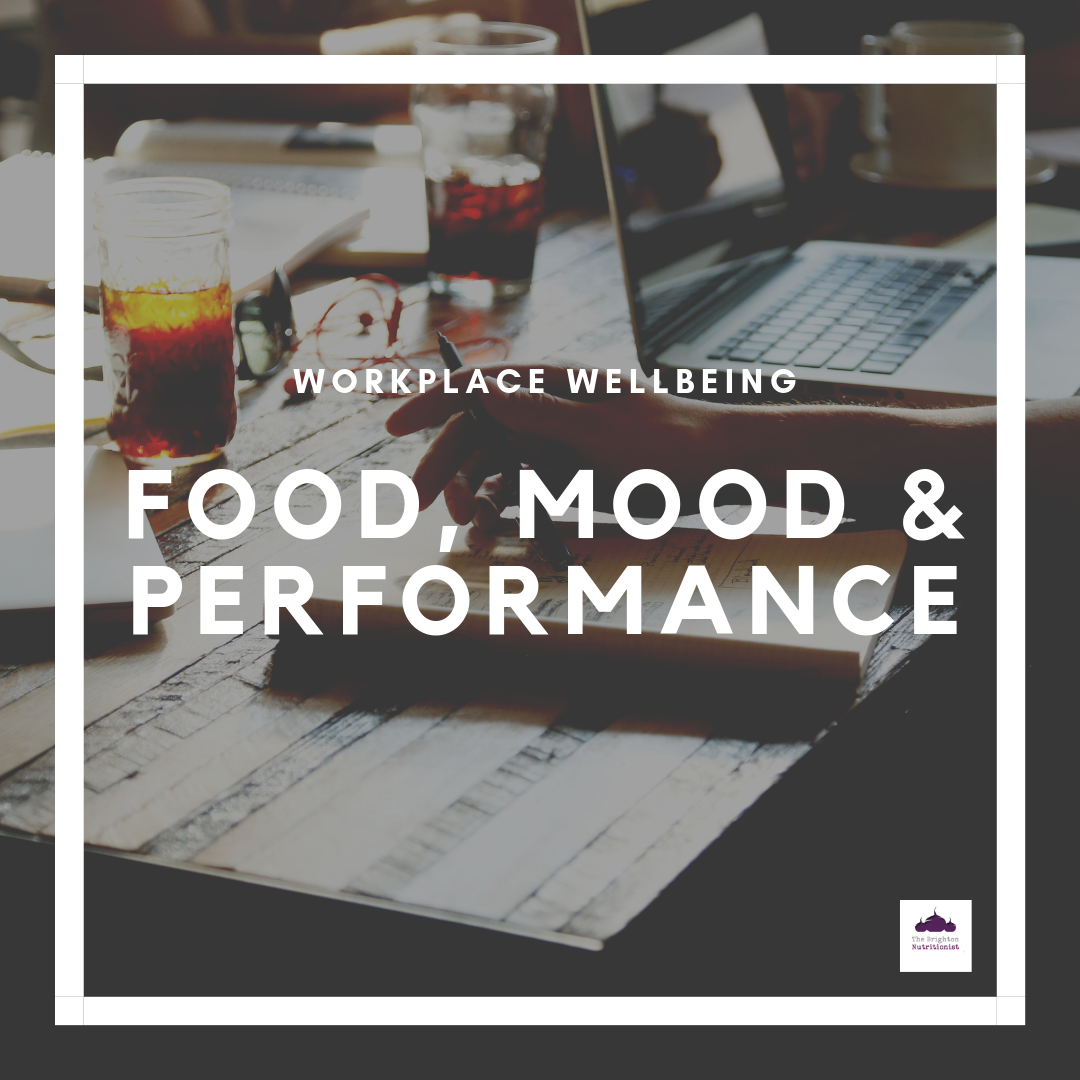 Food, mood and performance at work