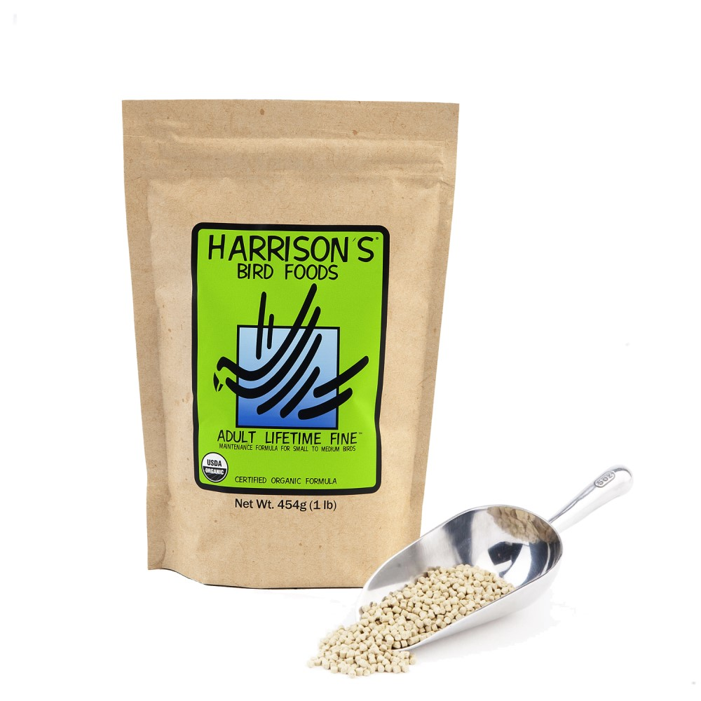 Harrison's Bird Foods Adult Lifetime Fine