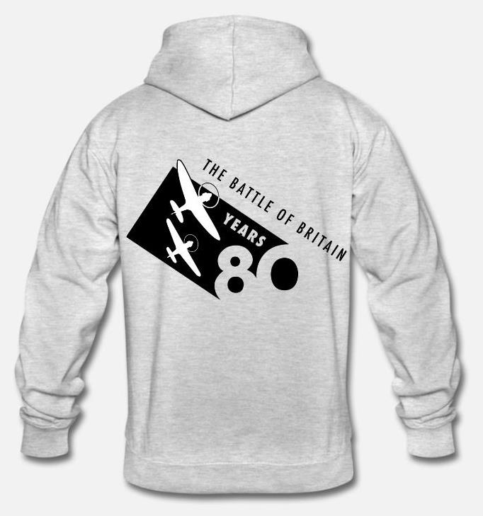 The Battle of Britain 80th Anniversary unisex hoodie