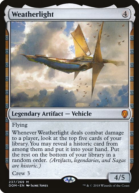 Weatherlight