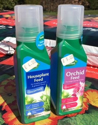 Orchid & House Plant Concentrate Feed