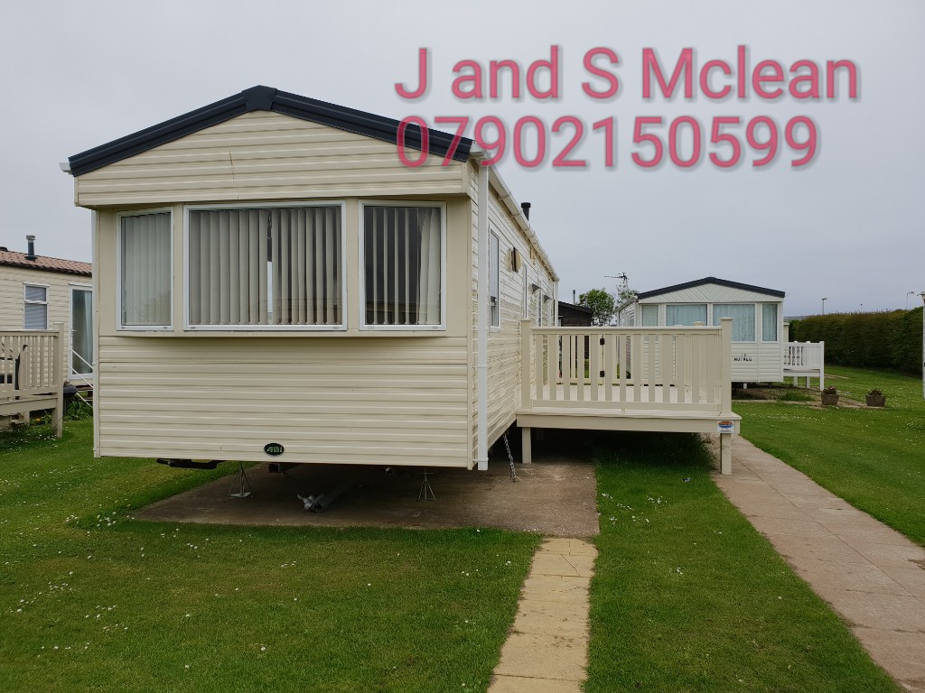 *161* Withernsea Sands Park, Withernsea, Humberside