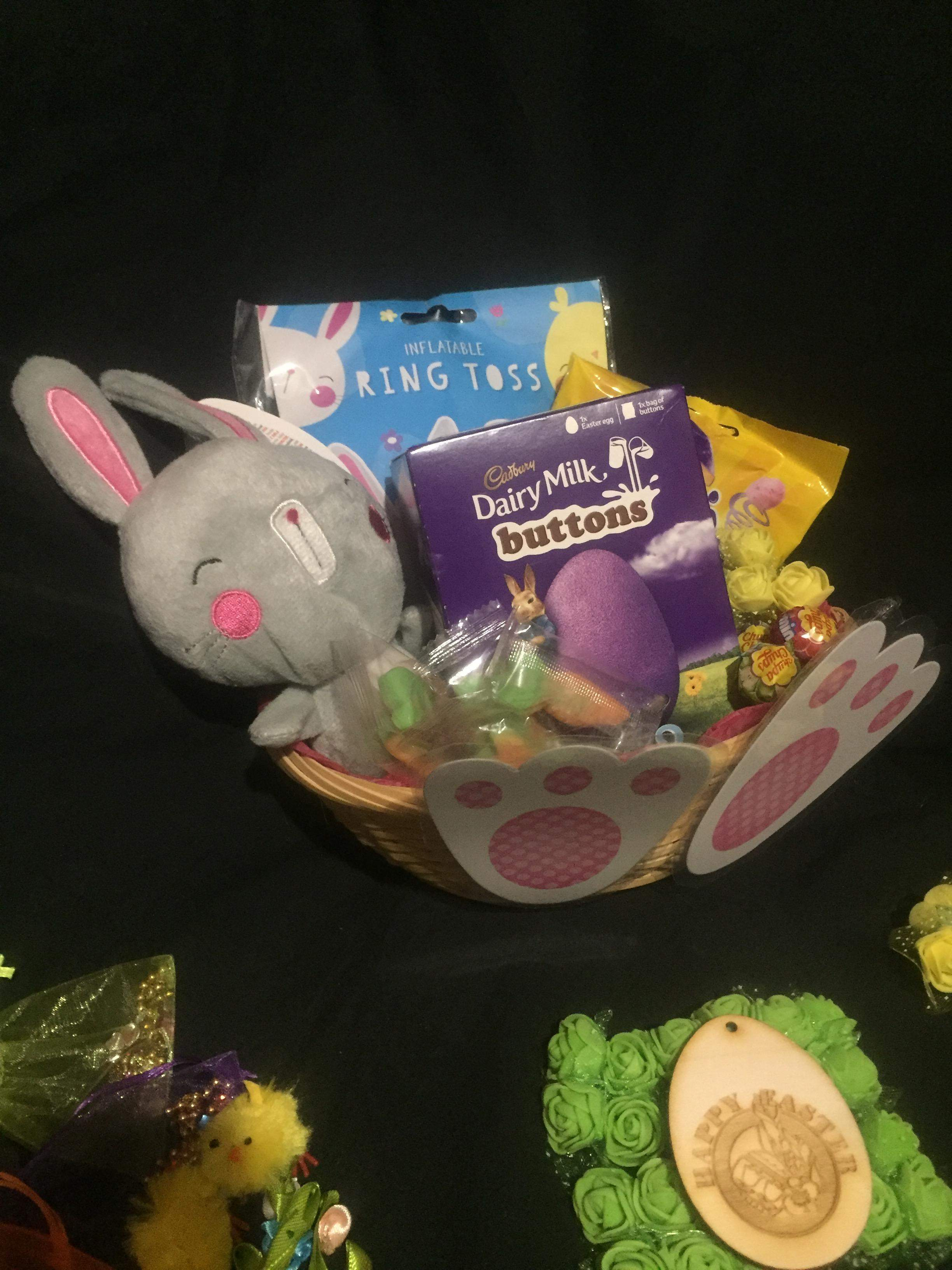 Easter MEGA Gift Baskets (girl)