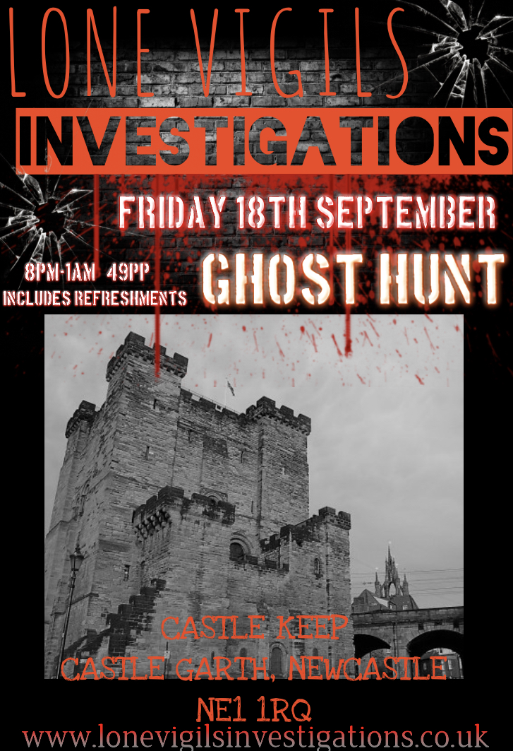 Castle Keep Saturday 18/09/2020 8pm-1am