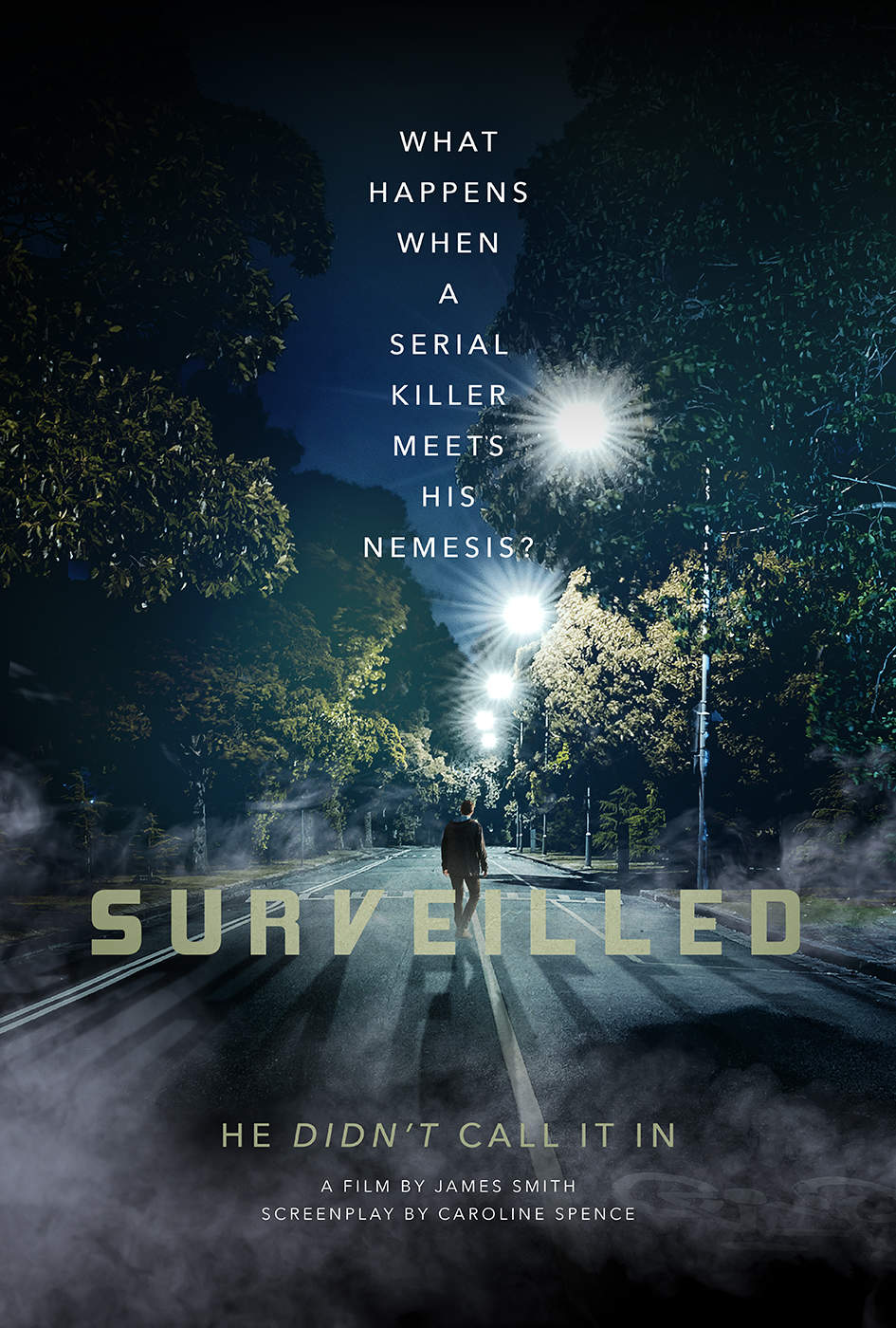 First-look trailer for Surveilled released