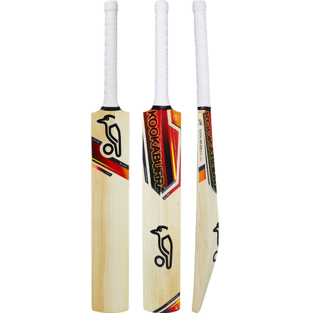 KOOKABURRA BLAZE 400 ENGLISH WILLOW CRICKET BAT SH 2.9 Lbs = 1200 Gram
