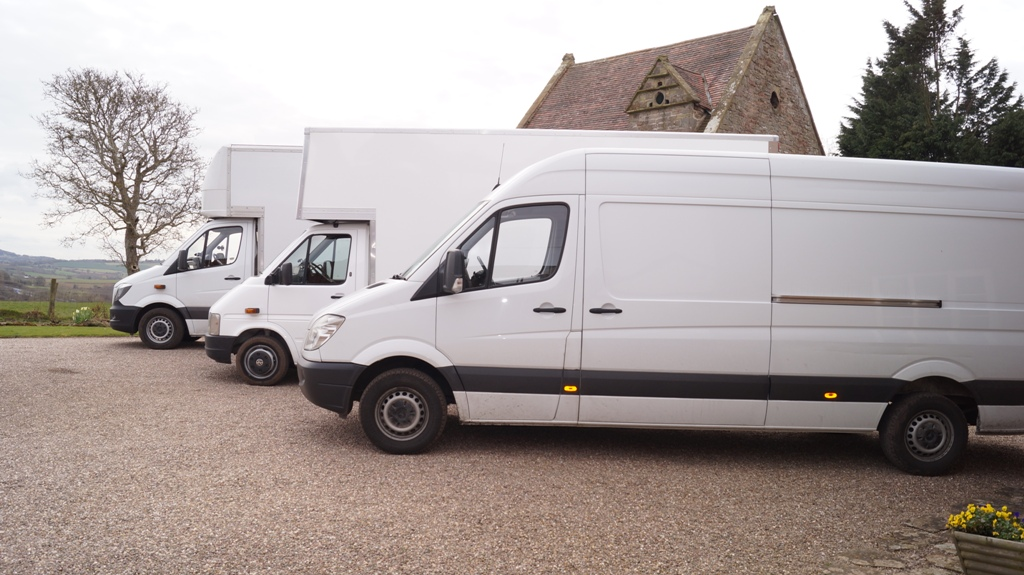 Office Removals Ledbury