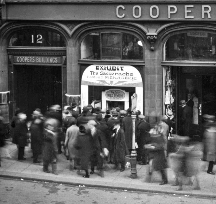 Coopers Buildings Streets of Liverpooljpg