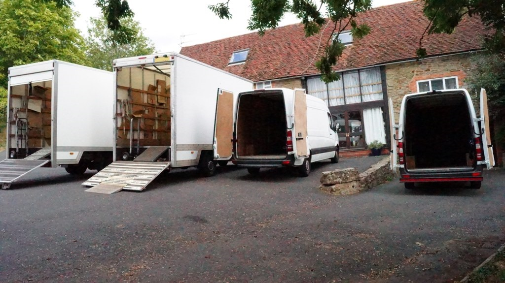 House Removals Faringdon