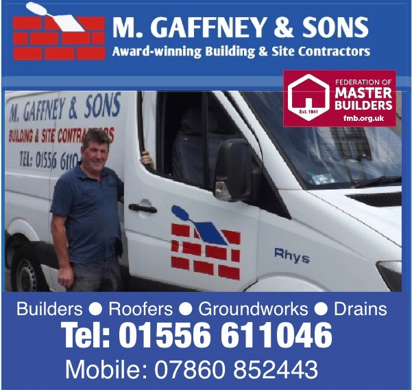 Link to M Gaffney and sons, roofers and groundworks