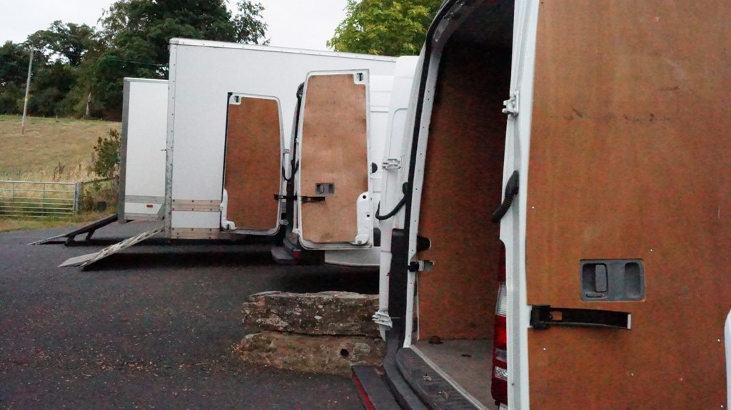 Office Removals Newport Shropshire