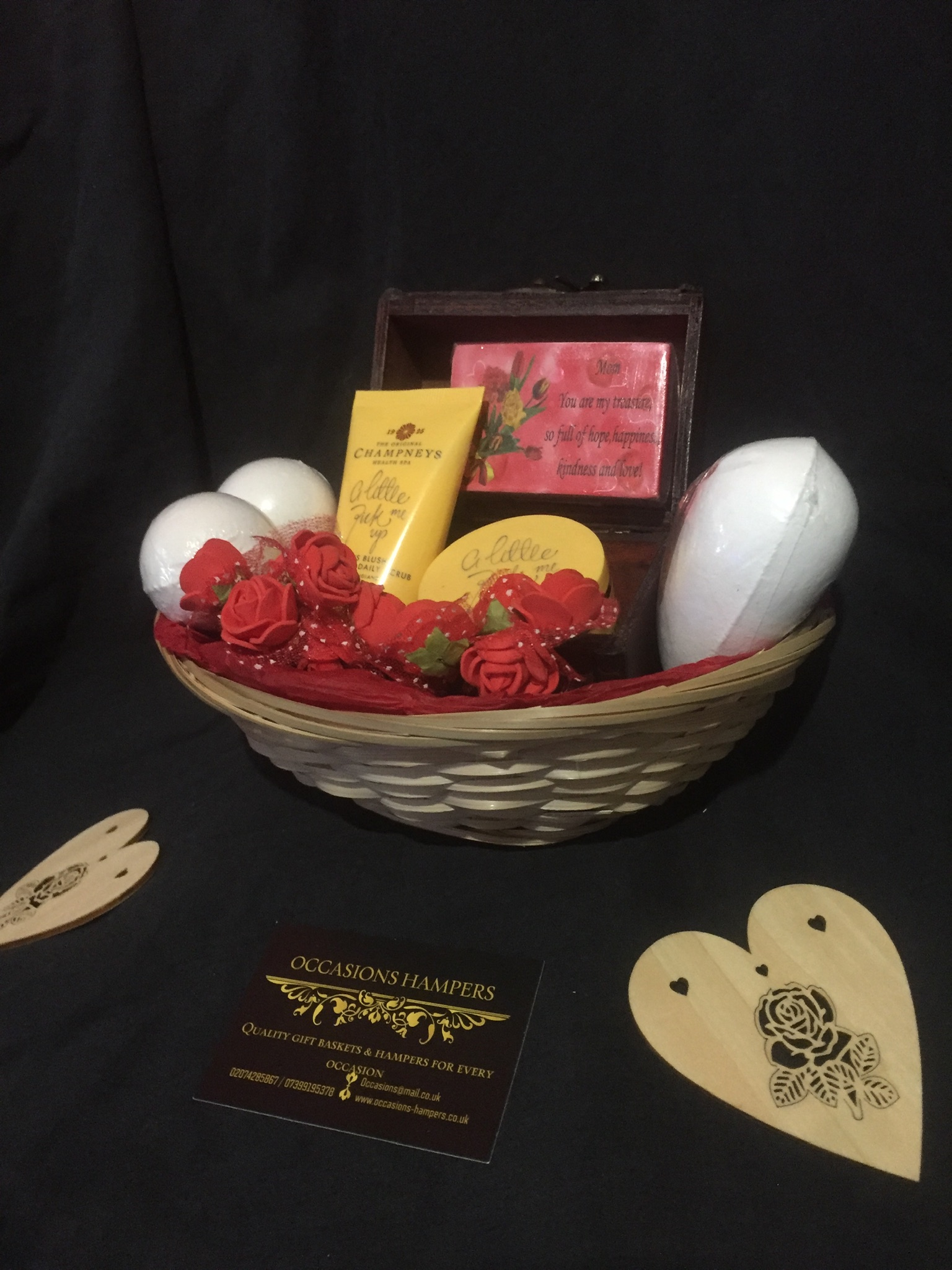 Mother's Day Gift Basket #3